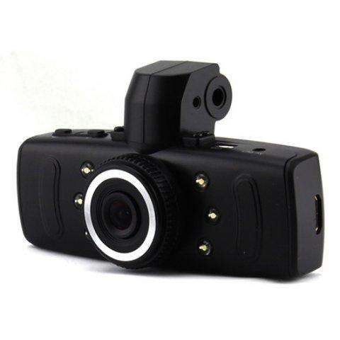 Автовидеорегистратор с GPS и монитором Tenex DVR 545 FHD