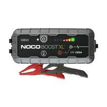 Пускозарядное устройство для автомобильного аккумулятора GB50 - Краткое описание