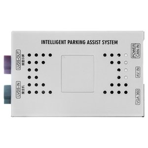 Адаптер під'єднання камери переднього і заднього виду для BMW із системою NBT