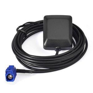 Универсальная GPS антенна с угловым FAKRA коннектором