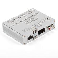 Car Audio MOST Adapter for Audi Porsche - Short description