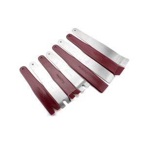Набор инструментов для снятия обшивки сталь полиуретан, 8 предметов