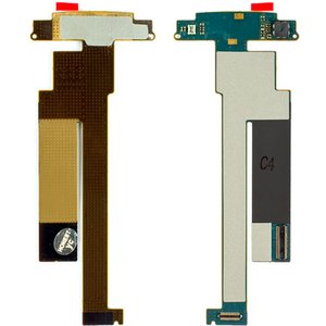 Flat Cable for Nokia N86 Cell Phone, (for mainboard, with components, with camera)