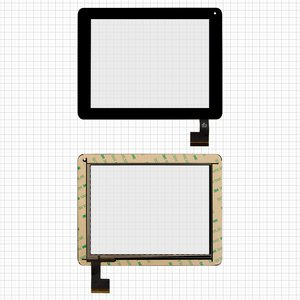 Touchscreen compatible with China-Tablet PC 8