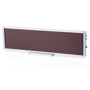 Indoor LED Module P5 (660 × 94 mm, 112 × 14 dots)
