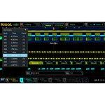 Software Option RIGOL DS7000-AUDIO for Decoding I2S