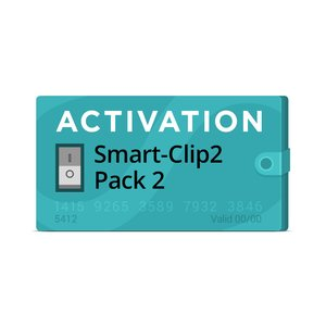 Activación Pack 2 para Smart-Clip2
