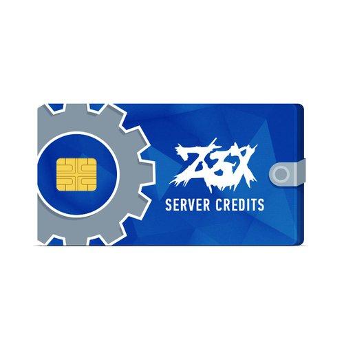 Серверные кредиты Z3X (новый аккаунт)