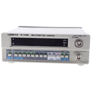 Цифровой частотомер Zhaoxin HC-F2700l