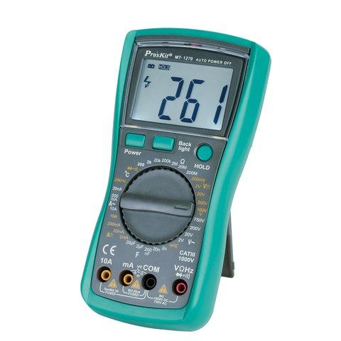 Цифровий мультиметр Pro'sKit MT 1270