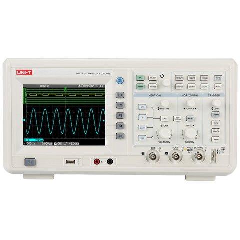 Цифровий осцилограф UNI T UTDM 14302C UTD4302C
