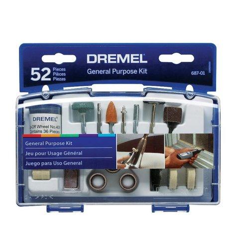 Набор аксессуаров Dremel 687