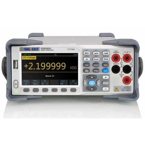 Цифровий мультиметр SIGLENT SDM3065X