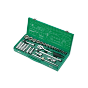 Socket and Bit Sets with Ratchet