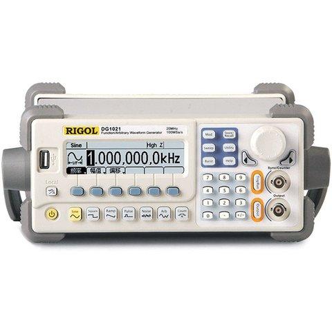 Function Waveform Generator RIGOL DG1021