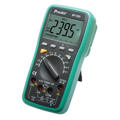 Digital Multimeter Pro'sKit MT 1820