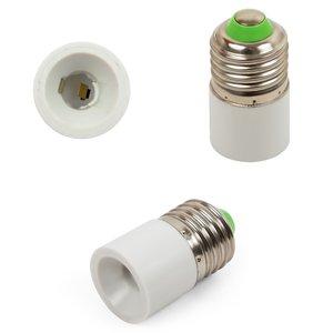 Base Adapter (E27 to E11, white)