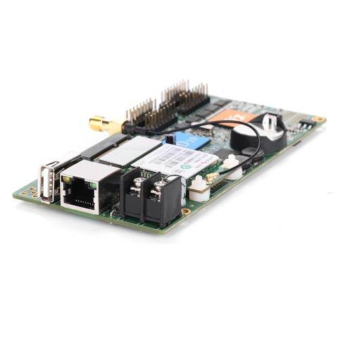Huidu HD D10 LED Display Module Control Card 512×48, 384×64, with Wi Fi Module