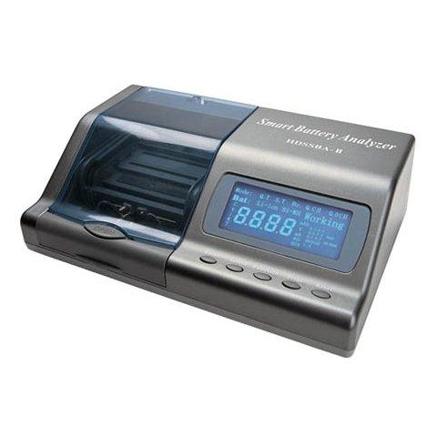 Battery Analyzer Smart 2500mAh
